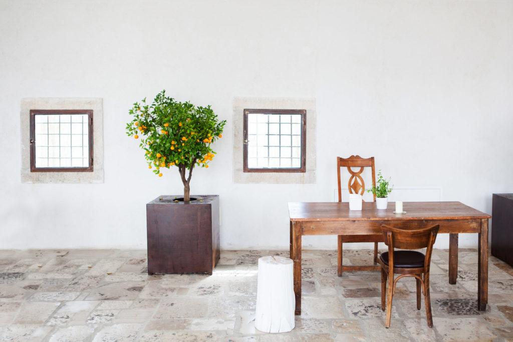 premiato con tre stelle michelin il Reale ristorante di Niko Romito è un luogo di design
