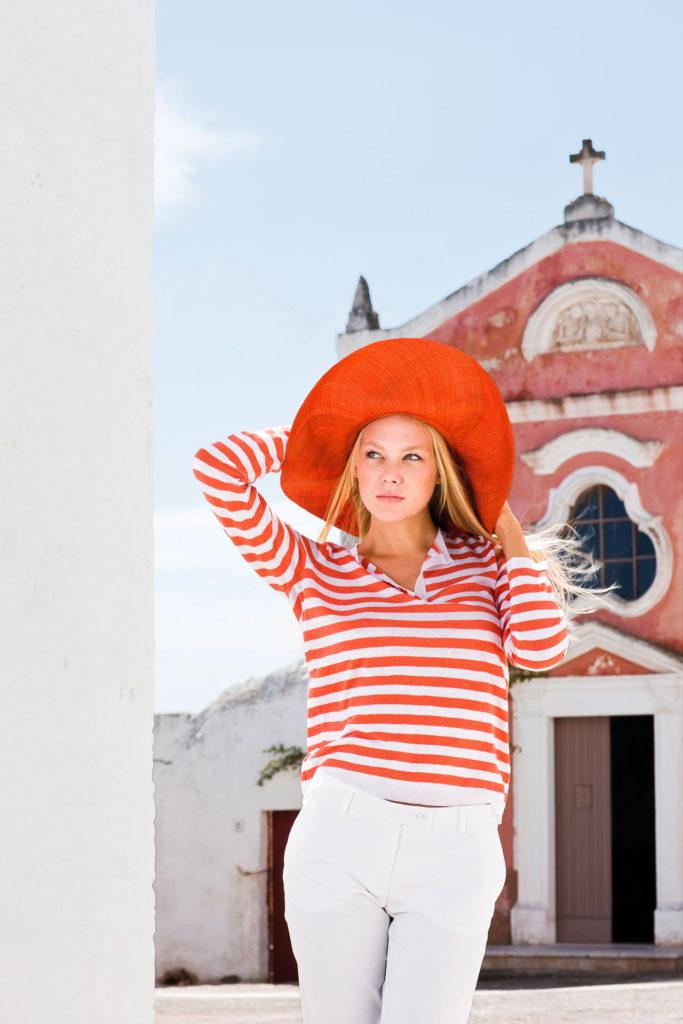 capmagna pubblicitaria made in italy fall winter spring summer moda donna