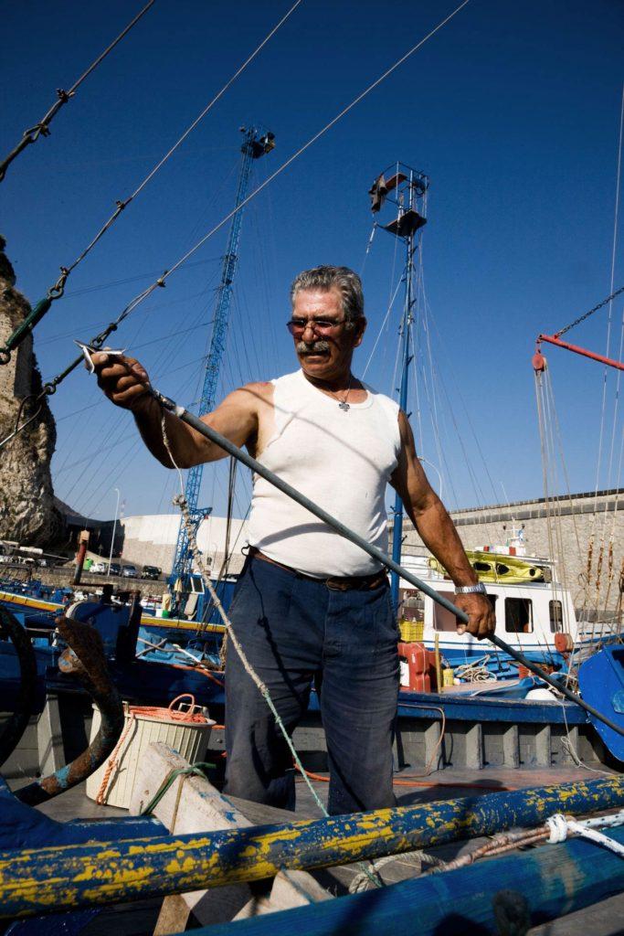 la pesca del pesce spada nello stretto di messina